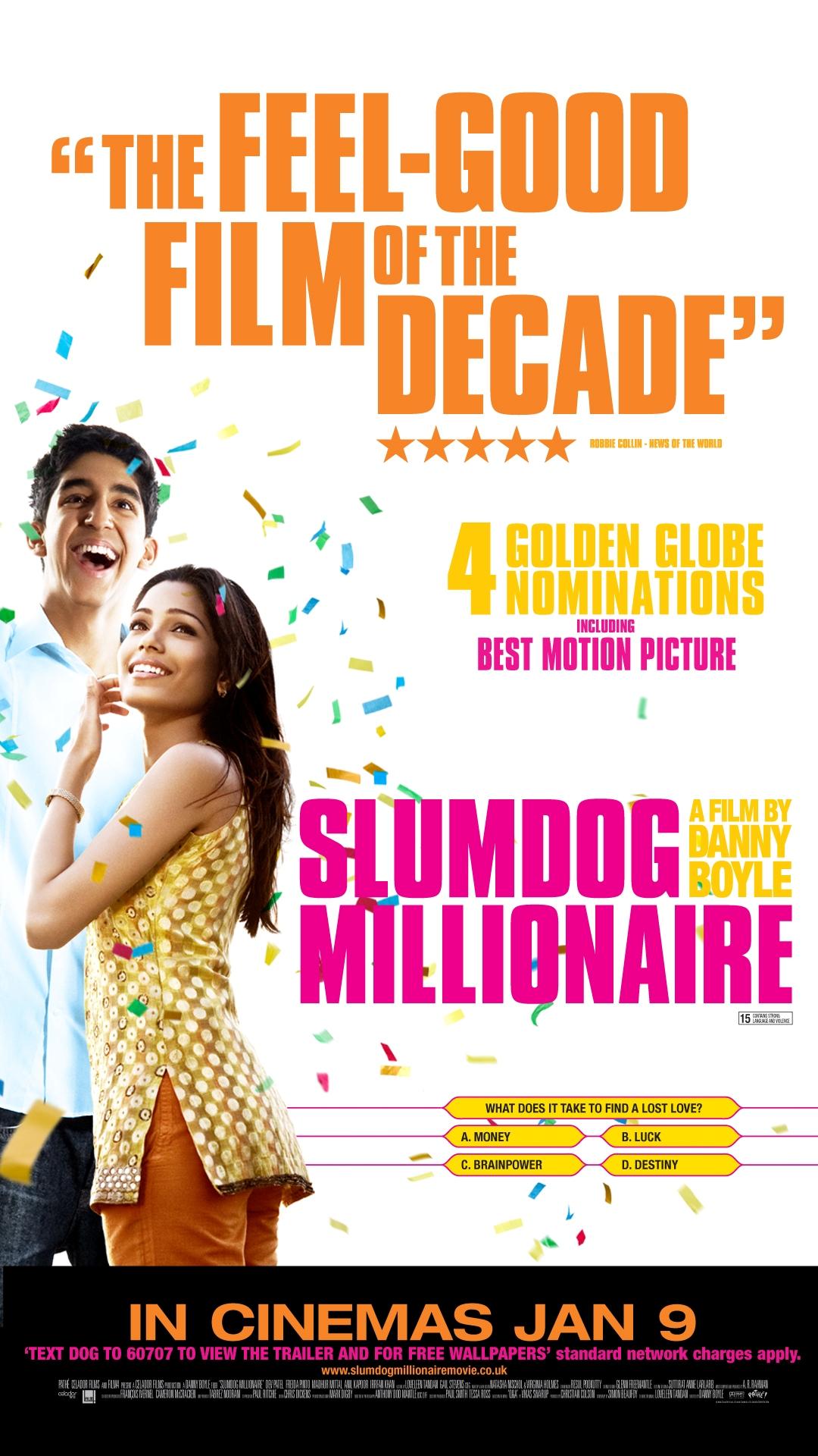 Slumdog Millionare